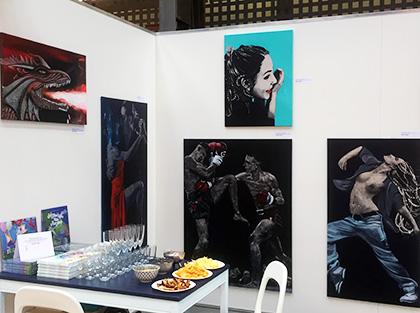 Ausstellung Art International Zurich 2019