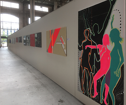 Ausstellung Art International Zurich 2019