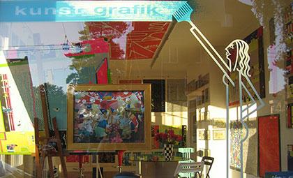 Kunst und Grafik Susette Goldschmid