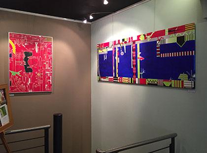 Ausstellung in der Kunstbar Zürich