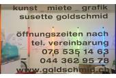 Susette Goldschmid Atelier Zürich